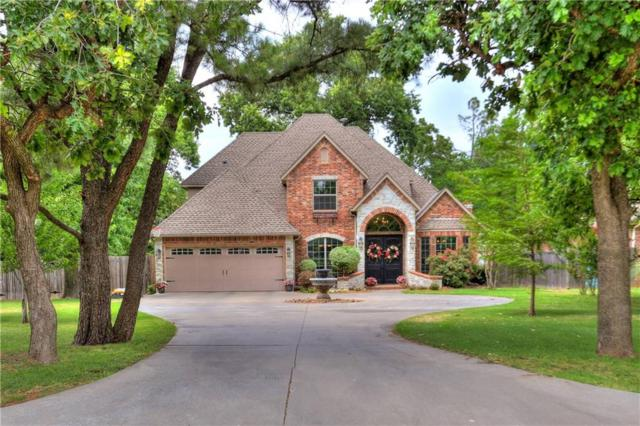 7517 NW 31st Street, Bethany, OK 73008 (MLS #780148) :: Wyatt Poindexter Group