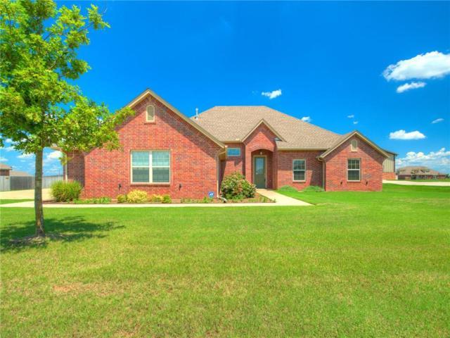14608 Pepperwell Oaks Drive, Oklahoma City, OK 73165 (MLS #780246) :: Wyatt Poindexter Group