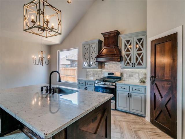 1112 N Vicksburg Terrace, Mustang, OK 73064 (MLS #781093) :: Wyatt Poindexter Group