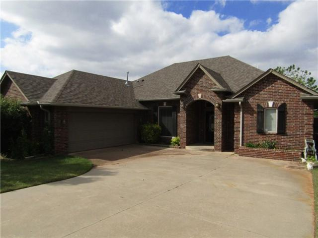 745 Martina Lane, Edmond, OK 73034 (MLS #781213) :: Wyatt Poindexter Group