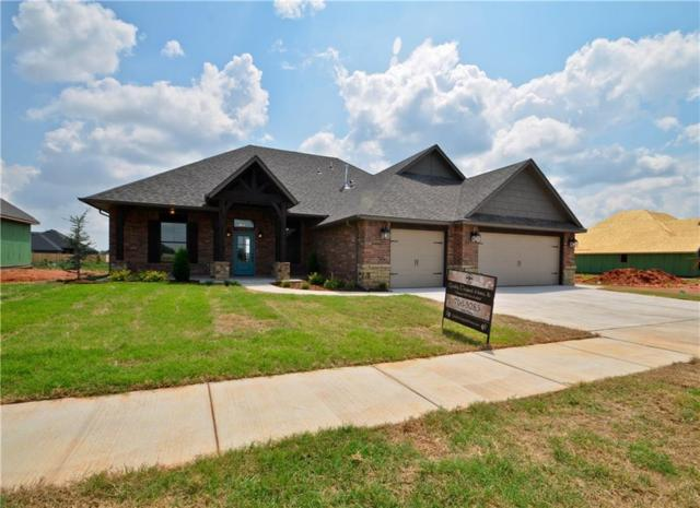 4520 Hidalgo Avenue, Mustang, OK 73064 (MLS #782124) :: Homestead & Co