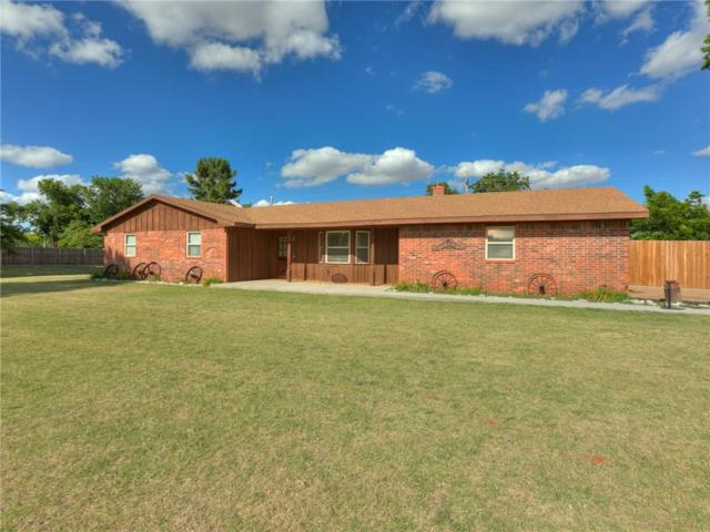 706 S 6th, Canute, OK 73626 (MLS #783681) :: Wyatt Poindexter Group