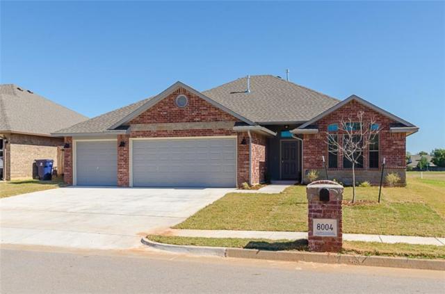8004 Hillers Road, Oklahoma City, OK 73132 (MLS #784305) :: Wyatt Poindexter Group
