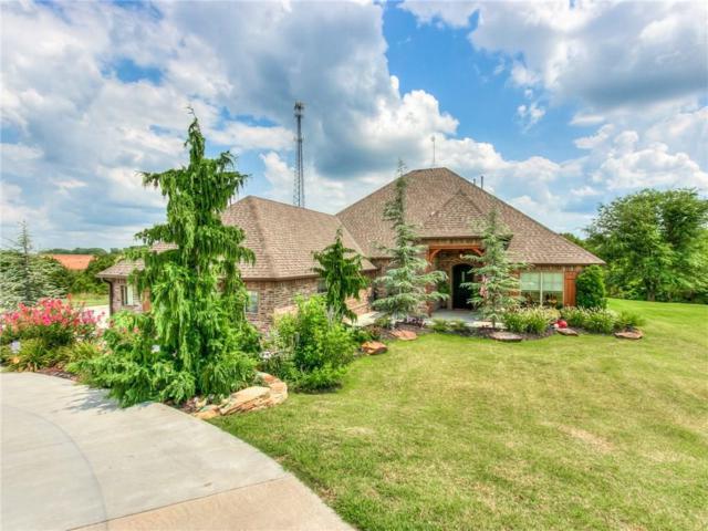 4608 Riata Circle, Tuttle, OK 73089 (MLS #784659) :: Richard Jennings Real Estate, LLC