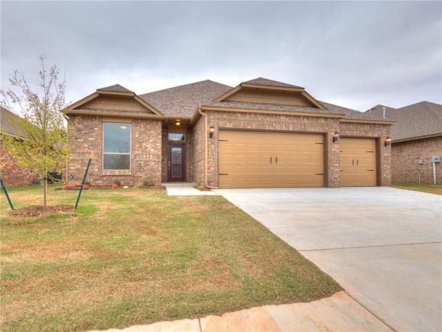 225 Kimberly Drive, Edmond, OK 73003 (MLS #784987) :: Homestead & Co