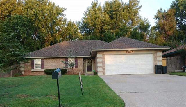 1809 Gleason Avenue, Bethany, OK 73008 (MLS #785056) :: Wyatt Poindexter Group