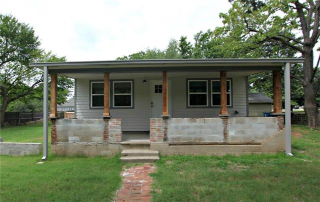 501 S Marion Avenue, Midwest City, OK 73130 (MLS #785953) :: Richard Jennings Real Estate, LLC