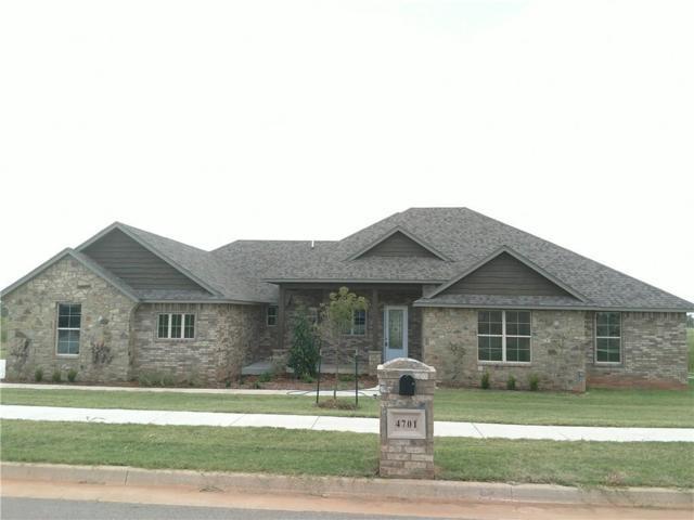 4701 Quartz Ridge, Oklahoma City, OK 73179 (MLS #786184) :: Wyatt Poindexter Group