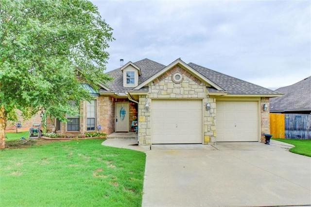 116 Stoneridge, Midwest City, OK 73130 (MLS #786447) :: Richard Jennings Real Estate, LLC