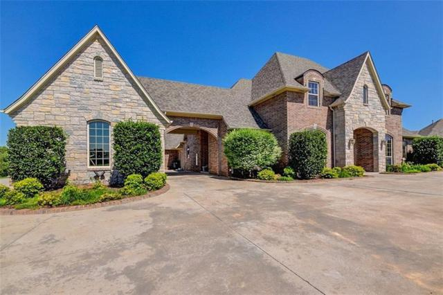 15101 Bay Ridge Drive, Oklahoma City, OK 73165 (MLS #786920) :: Erhardt Group at Keller Williams Mulinix OKC