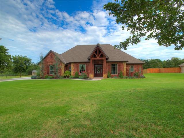 3812 Newburg Drive, Choctaw, OK 73020 (MLS #787195) :: Wyatt Poindexter Group