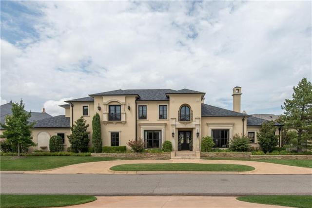 5701 Mistletoe Court, Oklahoma City, OK 73142 (MLS #787700) :: Wyatt Poindexter Group