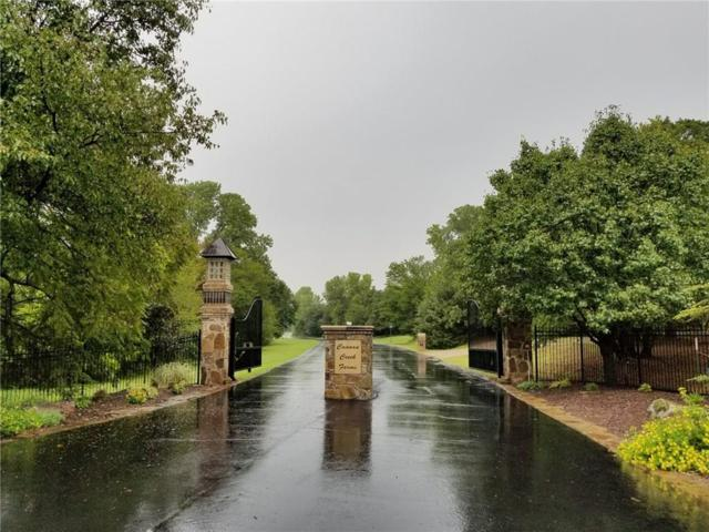 Canaan Creek Road, Edmond, OK 73034 (MLS #787750) :: Wyatt Poindexter Group