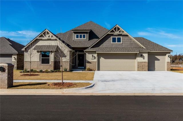 15901 Tall Grass Drive, Moore, OK 73170 (MLS #787849) :: Wyatt Poindexter Group