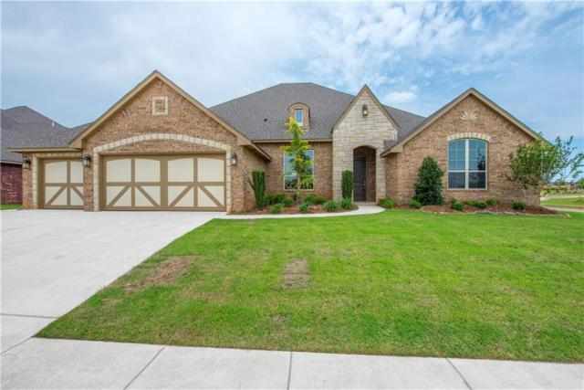 14621 Wayfield Circle, Oklahoma City, OK 73142 (MLS #787992) :: Wyatt Poindexter Group