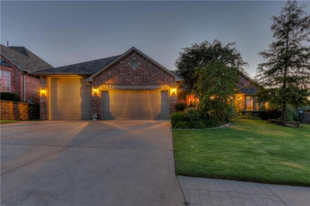 2717 Amesbury Lake Drive, Edmond, OK 73013 (MLS #788005) :: Wyatt Poindexter Group