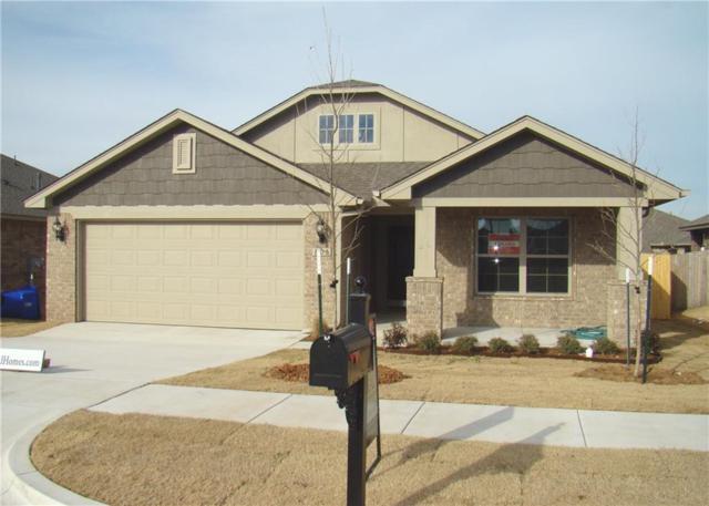 805 Barbaroot Drive, Norman, OK 73069 (MLS #788594) :: Wyatt Poindexter Group