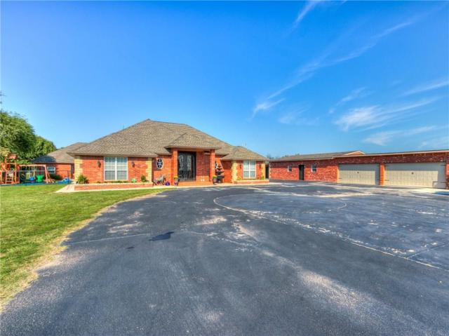 3700 NW 72nd Avenue, Norman, OK 73072 (MLS #789081) :: Wyatt Poindexter Group