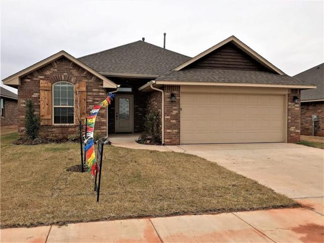 8705 SW 39th Street, Oklahoma City, OK 73179 (MLS #790600) :: Wyatt Poindexter Group