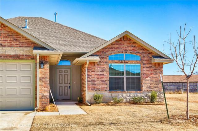4621 Oasis Lane, Yukon, OK 73099 (MLS #790649) :: Wyatt Poindexter Group