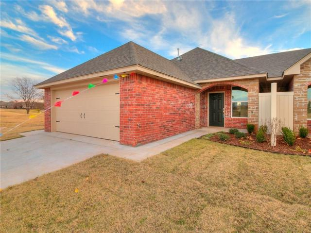 228 W Coffee Creek Road, Edmond, OK 73003 (MLS #791311) :: KING Real Estate Group