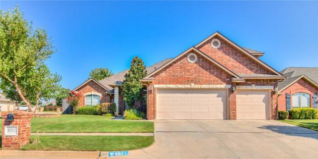8921 NW 111th Street, Oklahoma City, OK 73162 (MLS #791386) :: Homestead & Co