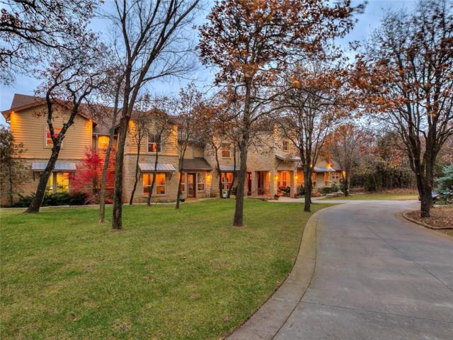 6100 Lakewood Ridge Road, Edmond, OK 73013 (MLS #791740) :: Wyatt Poindexter Group