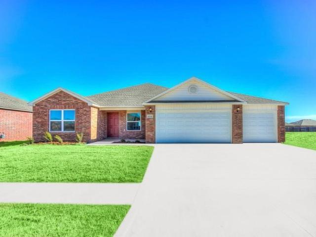 4712 Fieldstone Drive, Oklahoma City, OK 73179 (MLS #792025) :: Wyatt Poindexter Group