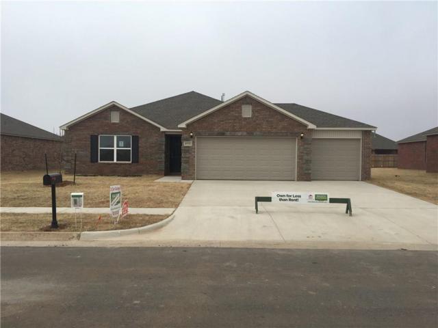4721 Fieldstone Drive, Oklahoma City, OK 73179 (MLS #792026) :: Wyatt Poindexter Group