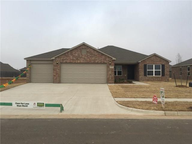 4725 Fieldstone Drive, Oklahoma City, OK 73179 (MLS #792028) :: Wyatt Poindexter Group