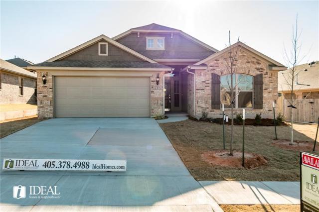 12492 Lakota Drive, Choctaw, OK 73020 (MLS #792098) :: Wyatt Poindexter Group
