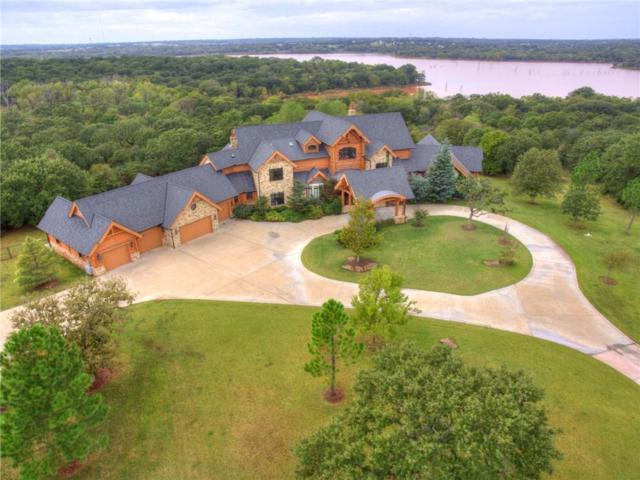 7800 Indian Springs Road, Edmond, OK 73013 (MLS #792359) :: Barry Hurley Real Estate