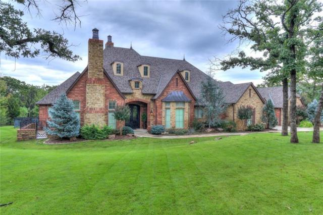 1604 Hidden Lake Drive, Edmond, OK 73034 (MLS #793439) :: Wyatt Poindexter Group