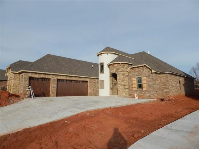 19712 Millstone Crossing Drive, Edmond, OK 73012 (MLS #793626) :: Homestead & Co