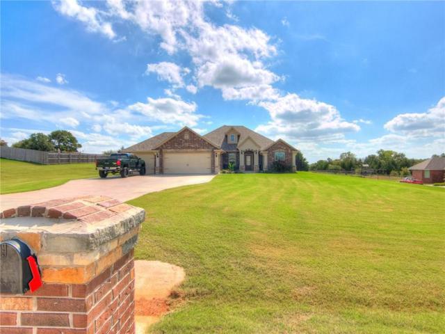3122 Fawn Run, Blanchard, OK 73010 (MLS #793635) :: Richard Jennings Real Estate, LLC