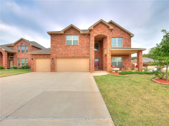 11001 SW 39th Court, Mustang, OK 73064 (MLS #793679) :: Wyatt Poindexter Group