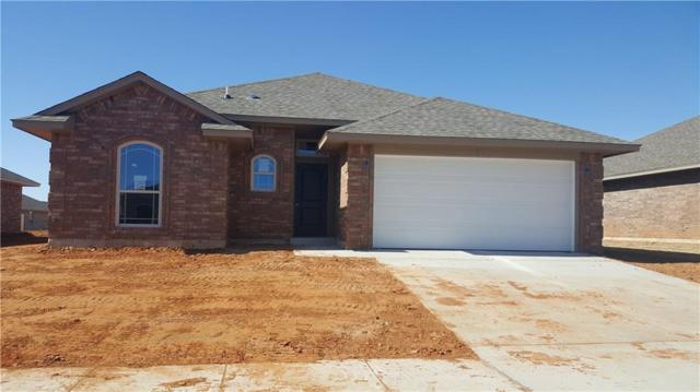 1113 Laurel Creek Drive, Yukon, OK 73099 (MLS #793817) :: Wyatt Poindexter Group