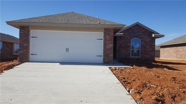 1117 Laurel Creek Drive, Yukon, OK 73099 (MLS #793821) :: Wyatt Poindexter Group