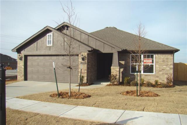 813 Barbaroot Drive, Norman, OK 73069 (MLS #794057) :: Wyatt Poindexter Group