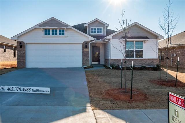 12490 Native Hill Drive, Choctaw, OK 73020 (MLS #794320) :: Wyatt Poindexter Group