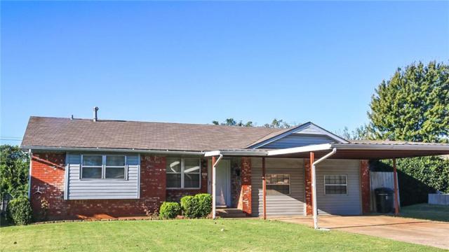 837 N Gale Avenue, Moore, OK 73160 (MLS #794614) :: Homestead & Co