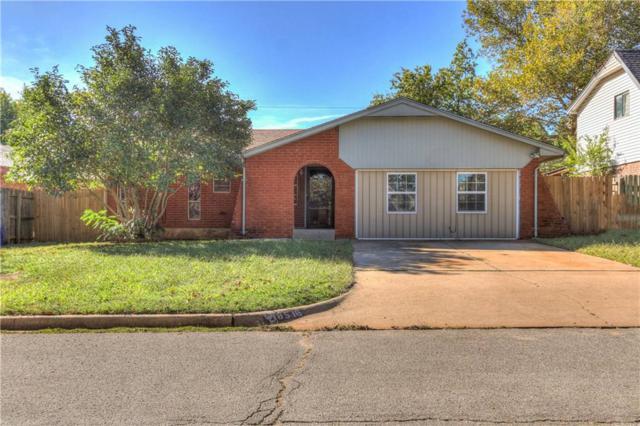8516 75th Street, Oklahoma City, OK 73169 (MLS #794730) :: Richard Jennings Real Estate, LLC
