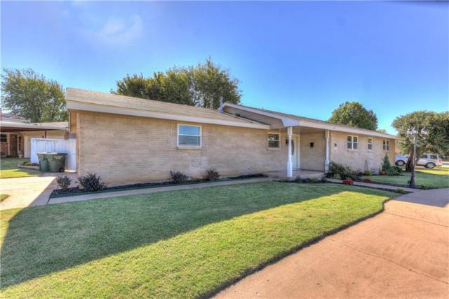 4820 Michael Place, Del City, OK 73115 (MLS #794822) :: Richard Jennings Real Estate, LLC