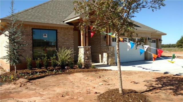 15313 Fountain Creek Lane, Edmond, OK 73013 (MLS #794891) :: Wyatt Poindexter Group
