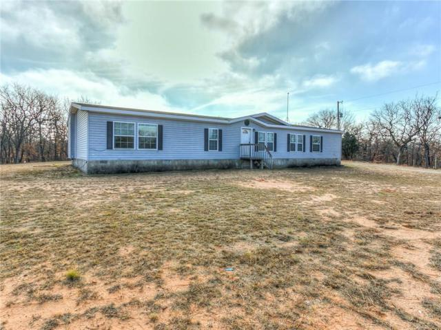 331659 E Woodrun Drive, Wellston, OK 74881 (MLS #794916) :: KING Real Estate Group