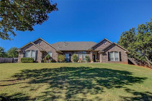 1531 Townsend Glen, Blanchard, OK 73010 (MLS #794954) :: Barry Hurley Real Estate