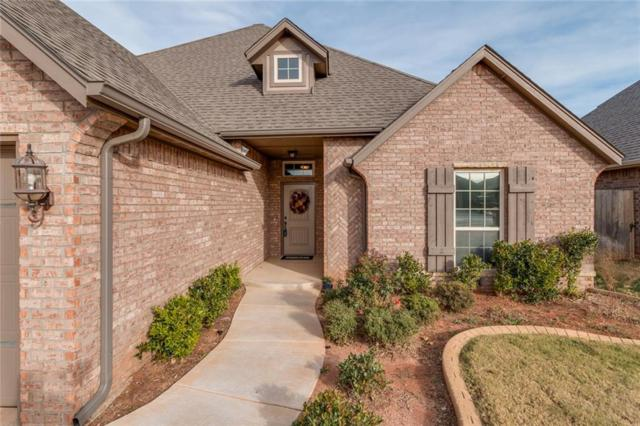 14024 Drakes Way, Yukon, OK 73099 (MLS #795149) :: Wyatt Poindexter Group