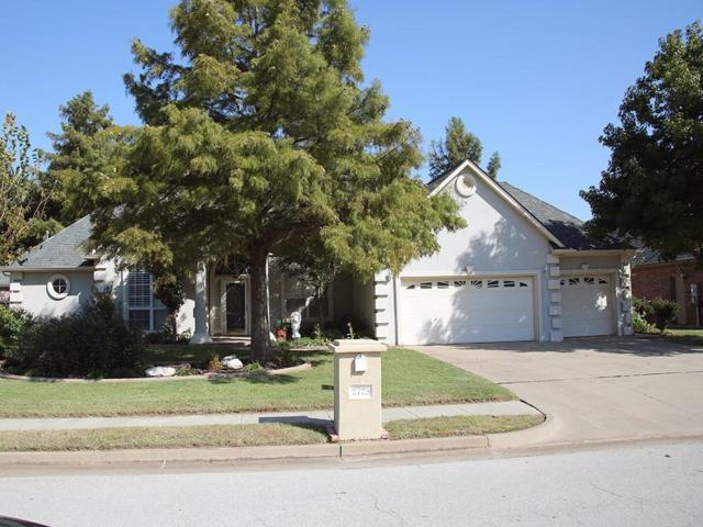 2725 SW 124th Terrace, Oklahoma City, OK 73170 (MLS #795336) :: Richard Jennings Real Estate, LLC