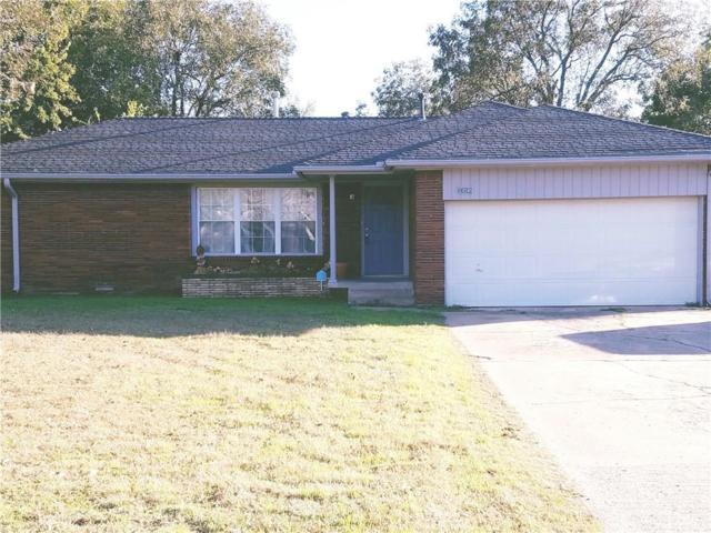 8512 NE 28th Street, Spencer, OK 73084 (MLS #795357) :: Wyatt Poindexter Group