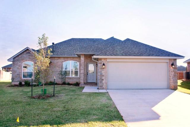 16304 Romeo Drive, Edmond, OK 73013 (MLS #795410) :: Wyatt Poindexter Group